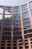 France, Alsace, Bas Rhin (67), Strasbourg, European Parliament