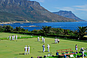 South Africa, Cape Town, ball games