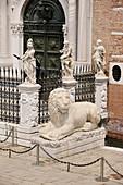 Italy, Veneto, Venice, arsenal