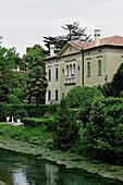Italy, Veneto, Treviso, river Sile