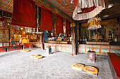 China, Yunnan province, Lijiang, Yufeng temple