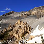 France, Alps, Queyras, col de l'Izoard