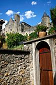 France, Languedoc-Roussillon, Aude, Carcassonne, medieval city (U7nesco world heritage)