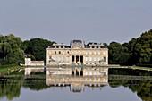 France, Paris region, Essonne, château du Marais