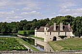 France, Paris region, Val d'Oise, Vexin, Domaine de Villarceaux