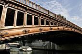 France, Paris, Pont au Double