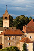 France, Burgundy, Saône et Loire, Oyé