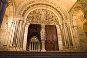 France, Burgundy, Saône et Loire, Autun, St Lazare cathedral