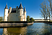 France, Aquitaine, Gironde, Ludon-Médoc, Château d'Agassac