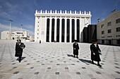 Israel, Jerusalem, Belz synagogue, Jerusalem