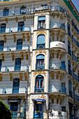 Algeria, Algiers, hotel Albert 1st