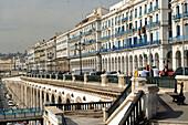 Algeria, Algiers, Ernesto Che Guevara boulevard