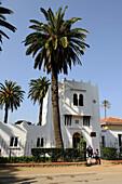 Algeria, Algiers, Hamma district, botanical garden