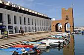 Algeria, Sidi Fredj, tourist resort, harbour