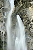 Reichenbach Falls, UNESCO World Heritage Site Jungfrau-Aletsch protected area, canton of Bern, Switzerland