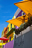 Bed and Breakfast house at Bo Kaap Malay Quarter, Cape Town, West Cap, South Africa, Africa