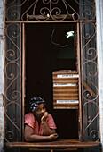 Small Café, Old Havana, Cuba