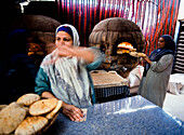 Bakers, Giza, Cairo, Egypt