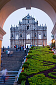 St. Paul's Cathedral, Macau