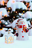 Decoration, Adornment, presents, treats, glitter, candles, lanterns, light, close_up, Packing, Jewellery, Snow, Snowman, Star, to stars, mood, fir_tree, Christmas decoration, Christmas, Christmas decoration, Christmas mood, winter, decorative, graphical,