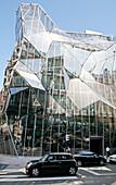 Modern building in Bilbao, Basque Region, Spain