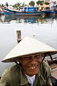 Man with gold teeth,  Vietnam