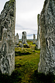 Callanish standing stones, Outer Hebrides, Scotland