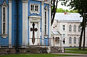Lithuania, Southern Lithuania, Druskininkai, Russian Orthodox Church