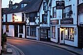 Standard Inn circa 1420, The Mint, Rye, England, United Kingdom
