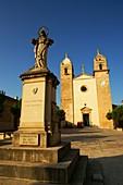 Church of San Cosme and San Damian, Pina Algaida, Es Pla, Mallorca Illes Balears Spain