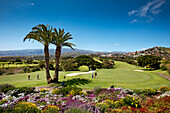 Club de Golf de Las Palmas, Bandama Crater, Gran Canaria, Canary Islands, Spain