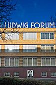 Ludwig Forum, Aachen, North Rhine Westphalia, Germany