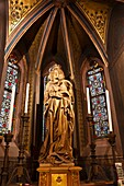 Monastery of Our Lady of Offenburg Capuchin Monastery, Offenburg, Baden-Württemberg, Germany