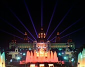 art, Barcelona, catalonian, fountain, gothic, museu. Art, Barcelona, Catalonian, Fountain, Gothic, Holiday, Landmark, Museum, National, Palace, Romanesque, Spain, Europe, Tourism, T