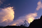 challenge, clouds, cold, Matterhorn, mountain, sky, . Challenge, Clouds, Cold, Holiday, Landmark, Matterhorn, Mountain, Sky, Switzerland, Europe, Tourism, Travel, Vacation