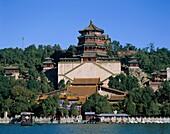 architecture, Asia, Beijing, China, Asia, palace, s. Architecture, Asia, Beijing, Peking, China, Holiday, Landmark, Palace, Summer palace, Tourism, Travel, Vacation, World travel