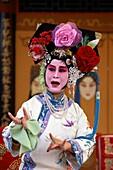 Asia, Asian, China, Asia, Chinese, Chinese Opera, c. Asia, Asian, China, Chinese, Chinese opera, Costume, Headdress, Holiday, Landmark, Opera, People, Performance, Performer, Theate