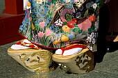 clogs, decorative, feet, geta, Japan, Asia, kimono, . Asia, Clogs, Decorative, Feet, Geta, Holiday, Japan, Kimono, Landmark, Ornate, Platform, Sandals, Shoes, Tourism, Tradition, Tra