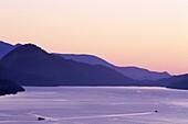 Dawn, Marlborough, Marlborough Sounds, New Zealand, . Dawn, Holiday, Landmark, Marlborough, Marlborough sounds, New zealand, Queen charlotte sound, South island, Tourism, Travel, Vac