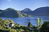 Marlborough, Marlborough Sounds, New Zealand, Queen. Holiday, Landmark, Marlborough, Marlborough sounds, New zealand, Queen charlotte sound, South island, Tourism, Travel, Vacation