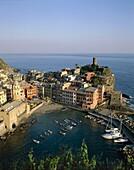 Cinque Terre, Coastal View, Italy, Liguria, Vernazz. Cinque terre, Coastal, Holiday, Italy, Europe, Landmark, Liguria, Tourism, Travel, Vacation, Vernazza, View, Village