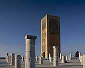 Hassan Tower, Morocco, Rabat, . Hassan tower, Holiday, Landmark, Morocco, Africa, Rabat, Tourism, Travel, Vacation