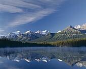 Alberta, Banff, Banff National Park, Canada, Herber. Alberta, Banff, Banff national park, Canada, North America, Herbert, Holiday, Lake, Landmark, Rockies, Tourism, Travel, Vacation