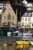 Jersey, St Aubin became the main harbour for commercial trade to Jersey during the early 17th