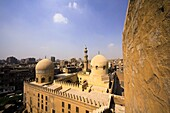 The Sarghatmish Madrasa (school) in Cairo, madrasa is located on Saliba Street just behind the Ahmed Ibn Tulun, Seif ad-Dim Sarghatmish was a Mamluk who´s who was originally acquired (Mamluks were by definition, slaves) by Sultan Al-Nasir Muhammad