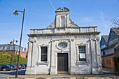 Our Lady of Sorrows. Catholic Church. Eton Court. Eton. Berksire. England. UK.