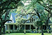 Butler Greenwood, plantation and B&B, St Francisville, Louisiana, United States of America, Americas