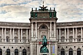 The Hofburg Imperial Palace, Vienna, Austria