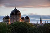 Latvia, Riga city, Riga Nativity Orthodox Cathedral