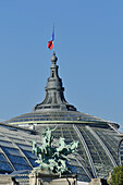France, Ile-de-France, Paris, 8th, City center, Grand Palais